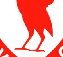Liverpool Retro Sticker
