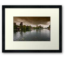 Henley On Thames Framed Print