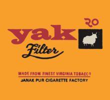 Yak Filter T-Shirt