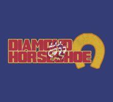 Diamond Horseshoe by diztee