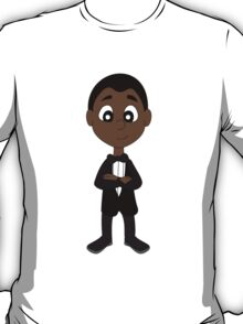 High society kid cartoon T-Shirt