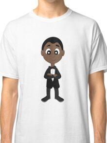 High society kid cartoon Classic T-Shirt