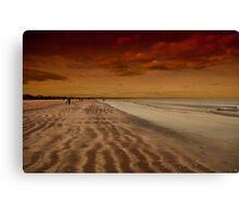 St Andrews Beach Canvas Print
