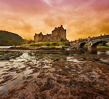 Eilean Donan Castle by Stephen Smith