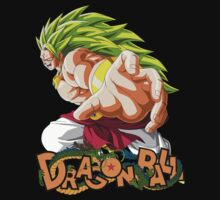 Dragon Ball Broly (Logo) by falcon333