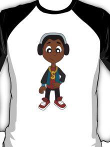 Hip hop boy cartoon T-Shirt