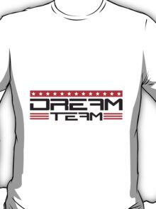 Text writing friends couple couples dream team T-Shirt