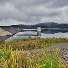 Hinze Dam by Peter Doré
