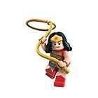 Lego Wonder Woman by amyg213