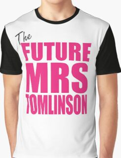 Mrs Direction Graphic T-Shirt