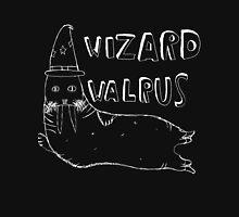 Wizard Walrus (white) Unisex T-Shirt