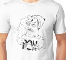Drawing - POW -  Unisex T-Shirt