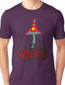 MushrOom Wavves Unisex T-Shirt