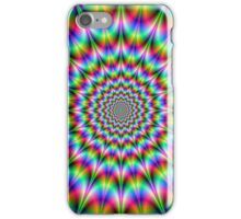 Psychedelic Explosion iPhone Case/Skin