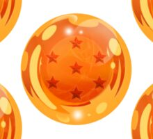 Dragon Balls Sticker