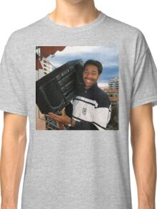 Thierry Henry With A Ghetto Blaster Classic T-Shirt