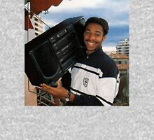 Thierry Henry With A Ghetto Blaster Unisex T-Shirt