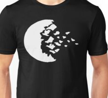 rwby fractured moon white  Unisex T-Shirt