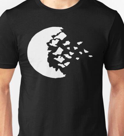 rwby fractured moon white  Unisex T-Shirt