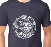 Feng Shui Dragon Unisex T-Shirt