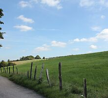 "Scenic German Countryside ""Bergisches Land"" by stine1"