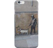 Banksy Himself?? iPhone Case/Skin