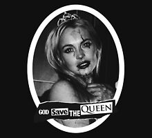 Lindsay Lohan 'God Save the Queen' T-Shirt