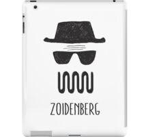 ZOIDENBERG iPad Case/Skin