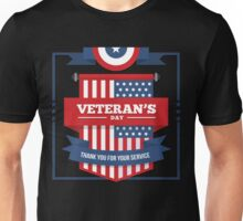 US Veterans Day Unisex T-Shirt
