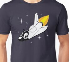 Space shuttle adventures Unisex T-Shirt