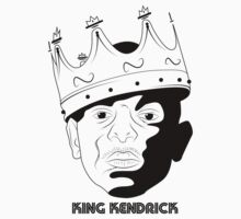King Kendrick by JordanAdamB