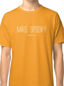 Mrs. Spooky - The X-Files Classic T-Shirt