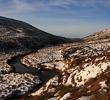Bluestack Winter by Adrian McGlynn