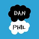 Dan & Phil - The Fault In Our Stars by 4ogo Design