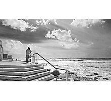 surf photographer Photographic Print