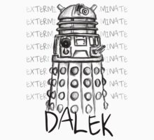 Dalek by thecumberlord