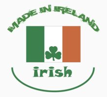 Made in Irealand -irish T-Shirts & Hoodies by seazerka