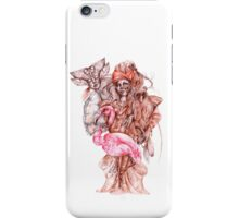 Strange african seller of birds iPhone Case/Skin