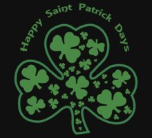 Happy Saint patrick days T-Shirts & Hoodies by seazerka