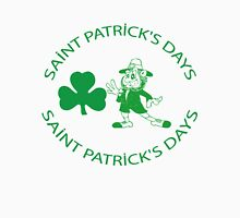 Saint Patrick Days T-Shirts & Hoodies Womens Fitted T-Shirt