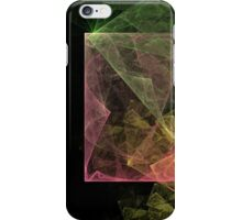 Abstract Art Cubic Space iPhone Case/Skin