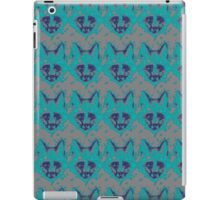 Foxes Faces iPad Case/Skin