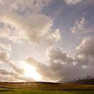 Snæfellsnes Pensinsula Sunset II by Natalie Broome