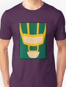Kick Ass (minimal) Unisex T-Shirt