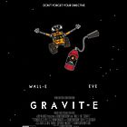 GRAVIT-E Movie Poster by LooneyCartoony