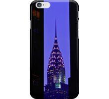 Blue Chrysler iPhone Case/Skin