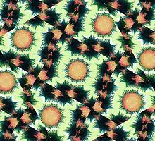 Irregular Geometric Pattern by DFLC Prints