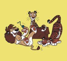 Big Cats Kids Clothes