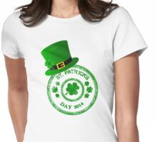 St. Patrick's Day 2014 T-Shirts & Hoodies Womens Fitted T-Shirt