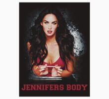 Jennifers Body [for black tshirts] by EllieTheZombie